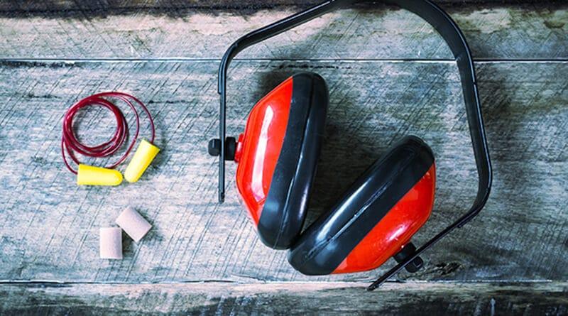 Gehörschutz für Handwerker und die Baustelle