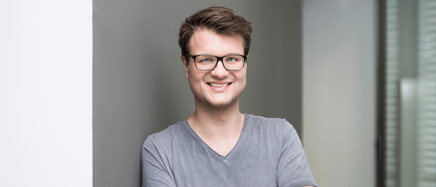 Richard Schwenke, Geschäftsführer und Gründer von Contorion
