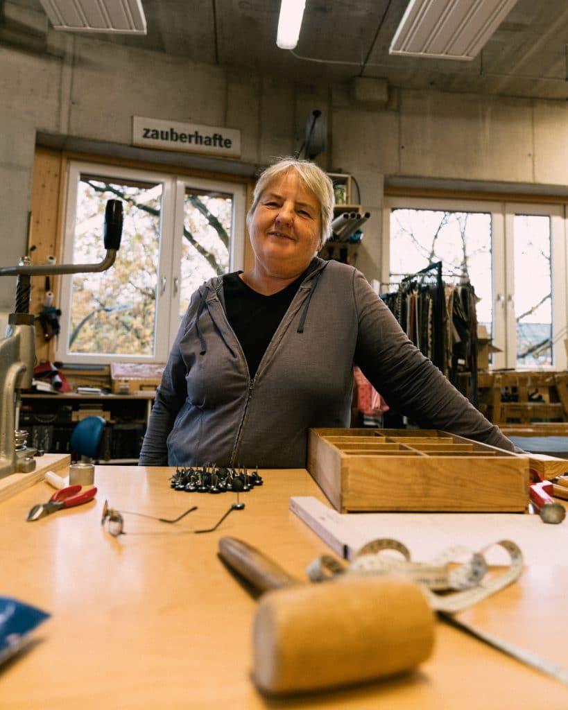 Yvonne Rokita Handwerkerhof Ottensen