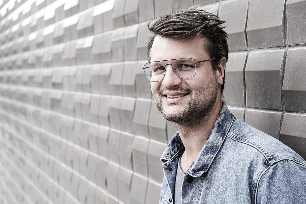 Richard Schwenke, Gründer und Geschäftsführer von Contorion