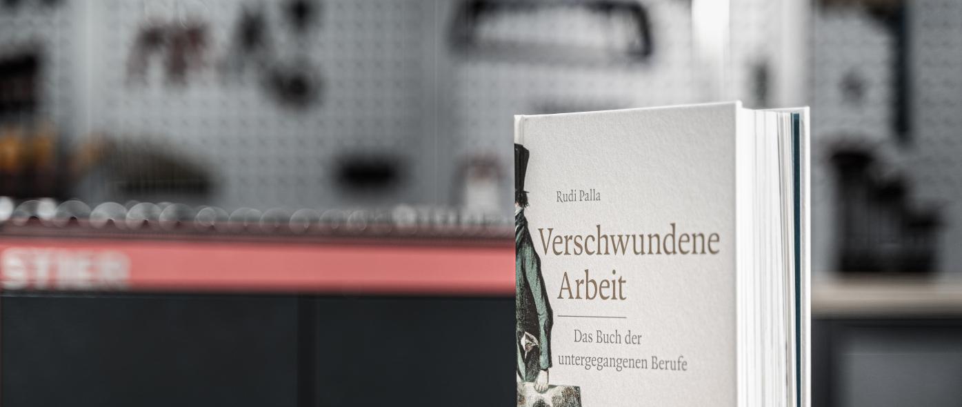 Buchtipp: Von Abdecker bis Zinngießer