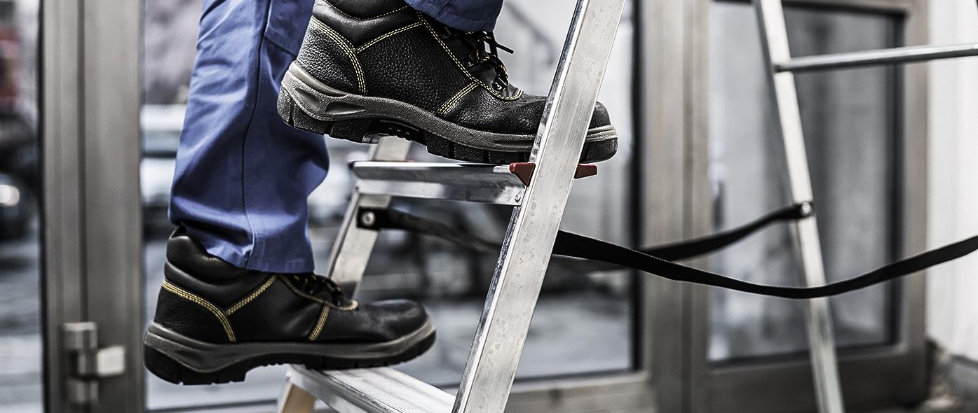 Was du über verschiedene Leitertypen wissen solltest